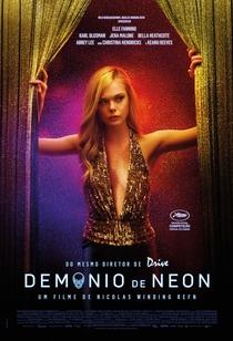 Demônio de Neon - Poster / Capa / Cartaz - Oficial 4