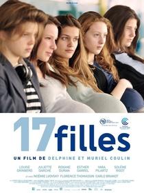 17 Garotas   - Poster / Capa / Cartaz - Oficial 1