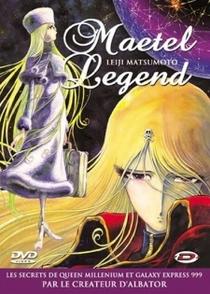 Maetel Legend - Poster / Capa / Cartaz - Oficial 1