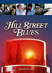 Balada de Hill Street (6ª Temporada) - Poster / Capa / Cartaz - Oficial 1