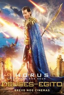 Deuses do Egito - Poster / Capa / Cartaz - Oficial 3