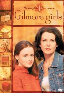 Gilmore Girls: Tal Mãe, Tal Filha (1ª Temporada) - Poster / Capa / Cartaz - Oficial 1