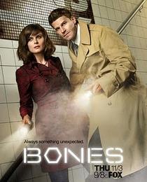 Bones ( 7ª Temporada ) - Poster / Capa / Cartaz - Oficial 1