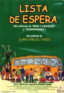 Lista de Espera - Poster / Capa / Cartaz - Oficial 1