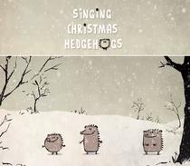 Singing Christmas Hedgehogs - Poster / Capa / Cartaz - Oficial 1
