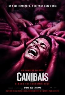 Canibais - Poster / Capa / Cartaz - Oficial 2