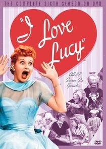 I Love Lucy (6ª Temporada) - Poster / Capa / Cartaz - Oficial 1