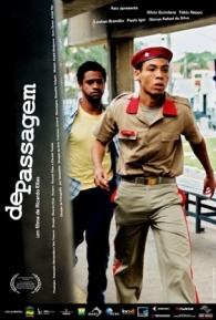 De Passagem - Poster / Capa / Cartaz - Oficial 1