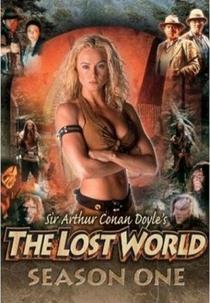 O Mundo Perdido (1ª Temporada) - Poster / Capa / Cartaz - Oficial 1