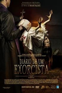 Diário De Um Exorcista - Poster / Capa / Cartaz - Oficial 2
