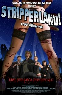 Stripperland - Poster / Capa / Cartaz - Oficial 1