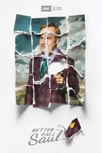 Better Call Saul (5ª Temporada) - Poster / Capa / Cartaz - Oficial 1