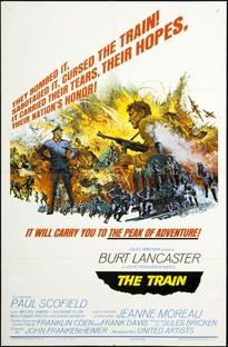O Trem - Poster / Capa / Cartaz - Oficial 1