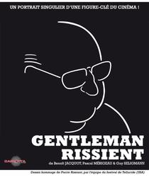 Gentleman Rissient - Poster / Capa / Cartaz - Oficial 1