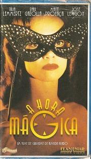 A Hora Mágica - Poster / Capa / Cartaz - Oficial 1