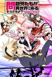 Mondaiji-tachi ga Isekai kara Kuru Sou Desu yo? - Poster / Capa / Cartaz - Oficial 5