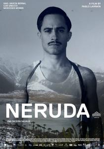 Neruda - Poster / Capa / Cartaz - Oficial 9