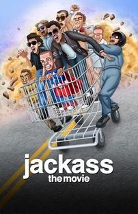 Jackass: Cara-de-Pau - O Filme - Poster / Capa / Cartaz - Oficial 3