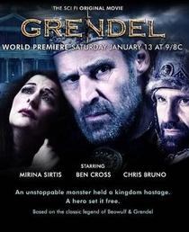Grendel - Poster / Capa / Cartaz - Oficial 1