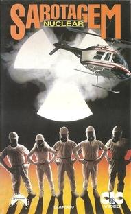 Sabotagem Nuclear - Poster / Capa / Cartaz - Oficial 1