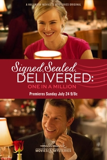 Signed, Sealed, Delivered: One in a Million - Poster / Capa / Cartaz - Oficial 1