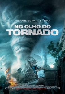 No Olho do Tornado - Poster / Capa / Cartaz - Oficial 4