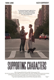 Supporting Characters - Poster / Capa / Cartaz - Oficial 1