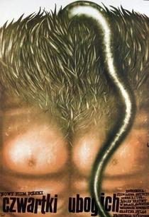 Czwartki ubogich - Poster / Capa / Cartaz - Oficial 1