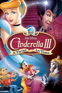 Cinderela 3 - Uma Volta no Tempo - Poster / Capa / Cartaz - Oficial 1