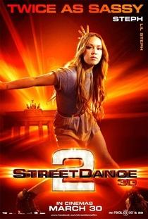 Street Dance - Duas Vezes Mais Quente - Poster / Capa / Cartaz - Oficial 8