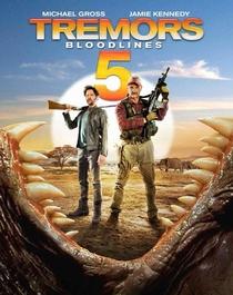 O Ataque dos Vermes Malditos 5: Linhas de Sangue - Poster / Capa / Cartaz - Oficial 2