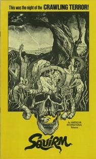 A Noite do Terror Rastejante - Poster / Capa / Cartaz - Oficial 4