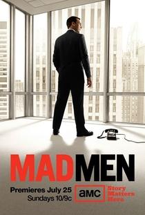 Mad Men (4ª Temporada) - Poster / Capa / Cartaz - Oficial 1