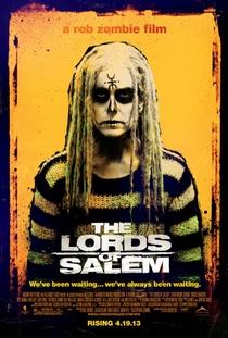 As Senhoras de Salem - Poster / Capa / Cartaz - Oficial 1