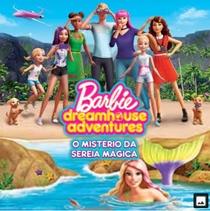 Barbie – Mistério da Sereia Mágica - Poster / Capa / Cartaz - Oficial 1