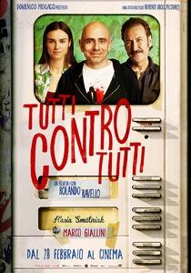 Todos Contra Todos - Poster / Capa / Cartaz - Oficial 1