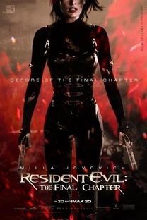 Resident Evil 6 - O Capítulo Final - Poster / Capa / Cartaz - Oficial 15