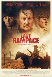 Last Rampage - Poster / Capa / Cartaz - Oficial 1