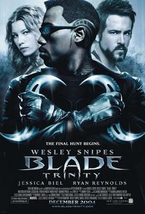 Blade: Trinity - Poster / Capa / Cartaz - Oficial 1