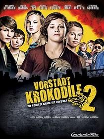 Vorstadtkrokodile 2 - Poster / Capa / Cartaz - Oficial 1