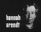 "Zur Person - Entrevista com Hannah Arendt (Zur Person - ""What remains? Language remains"")"