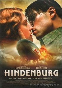 Hindenburg: O Último Vôo - Poster / Capa / Cartaz - Oficial 1