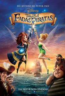 Tinker Bell: Fadas e Piratas - Poster / Capa / Cartaz - Oficial 9