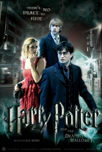 Harry Potter e as Relíquias da Morte - Parte 1 - Poster / Capa / Cartaz - Oficial 24