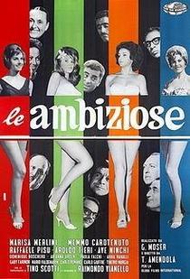 Le Ambiziose - Poster / Capa / Cartaz - Oficial 1