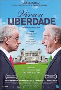 Viva a Liberdade - Poster / Capa / Cartaz - Oficial 2