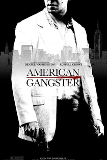 O Gângster - Poster / Capa / Cartaz - Oficial 5