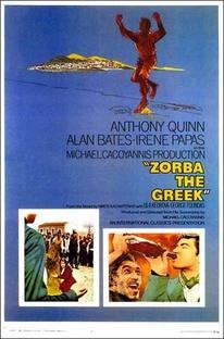 Zorba, o Grego - Poster / Capa / Cartaz - Oficial 1
