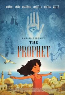 O Profeta - Poster / Capa / Cartaz - Oficial 1