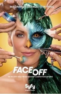 Face Off (2ª Temporada) - Poster / Capa / Cartaz - Oficial 1